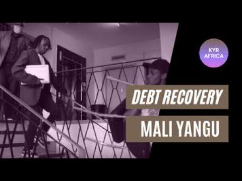 Debt Recovery - Mali Yangu (STEREO AUDIO)