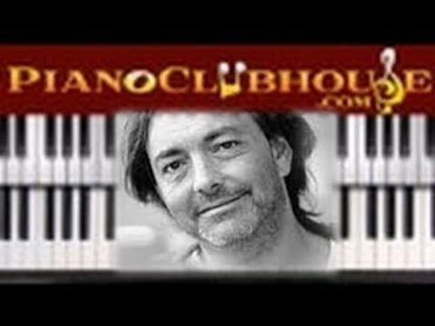🎹  AWESOME GOD - Rich Mullins/Michael W. Smith (easy christian piano tutorials lesson)