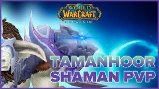 TAMANHOOR 💜 | WOW CLASSIC PVP (Elemental Shaman)