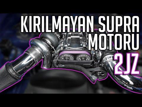 Toyota'nın En Sağlam Motoru | 2JZ Toyota Supra