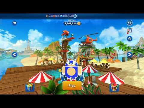 Sonic Dash Gameplay PC HD Andronic X4 Fast Speed