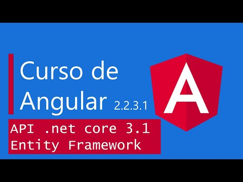 Angular 2.2.3.1: API .net core 3.1 + Entity Framework thumbnail