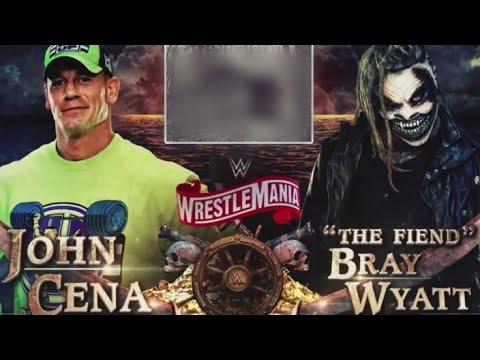 Download John Cena vs  The Fiend  Bray Wyatt Full Match 2020