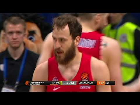 7DAYS Magic Moment  Corry Higgins Difficult Shot, CSKA Moscow