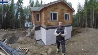 видео Современная гидроизоляция стен дома