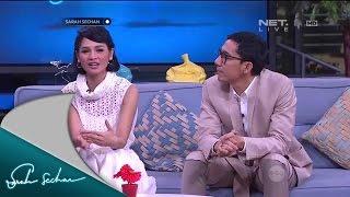 Pernikahan Andien dan Ippe Dinobatkan Sebagai Wedding of The Year