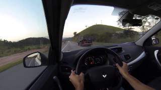 Renault Fluence 2.0 2014 - viagem de 1200 kms pela BR101.