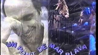 LLUIS LLACH - Promo UN PONT DE MAR BLAVA