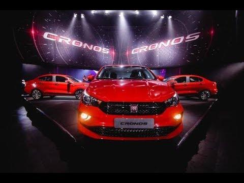Lanzamiento Fiat Cronos