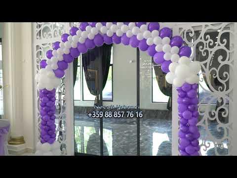Crystal  Palace Düğün Salonu Plovdiv