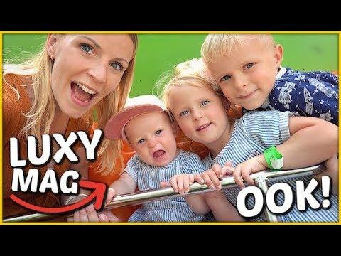NAAR MOViE PARK iN DUiTSLAND 🎢   Bellinga Familie Vloggers #1409