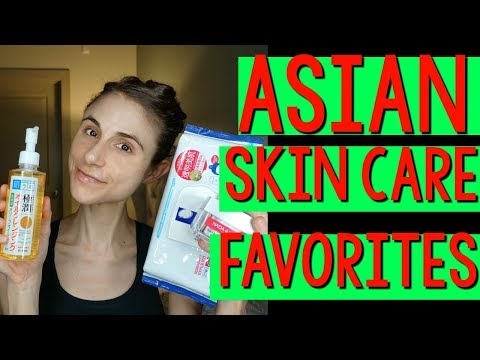 Asian SKIN CARE FAVORITES & not-so favorites 🙆🐌