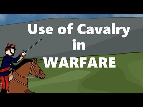Why Cavalry was used in Warfare: Animated History