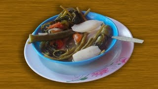 Maya Maya  Red Snapper Fish Head Soup Part 2 Of 2
