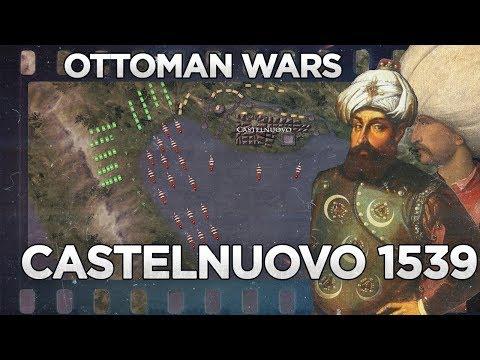 Ottoman Wars - Battles of Gorjani and Castelnuovo 1537 DOCUMENTARY