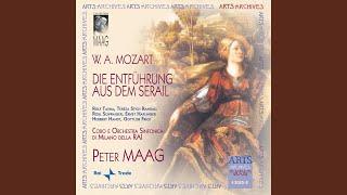 """Act 2: Scene VIII & IX - Nr. 16 - Quartett: """"Ach Belmonte! Ach mein Leben!"""" (Konstanze,..."""