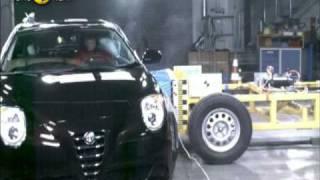 Euro NCAP | Alfa Romeo MiTo | 2008 | Crash test