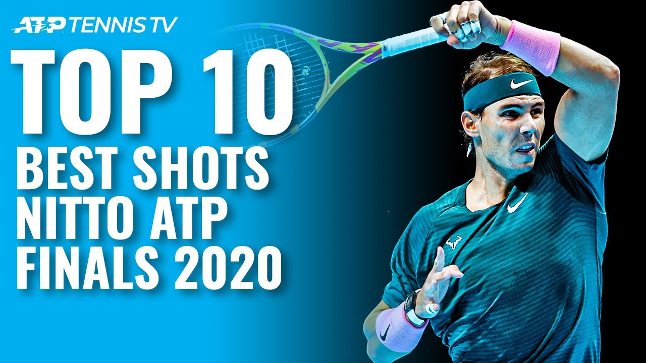 Top 10 Best Shots & Rallies | Nitto ATP Finals 2020