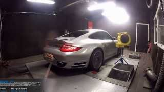 Reprogrammation Moteur Porsche 911 (997 turbo) 3.6T 480hp @ 526hp par BR-Performance