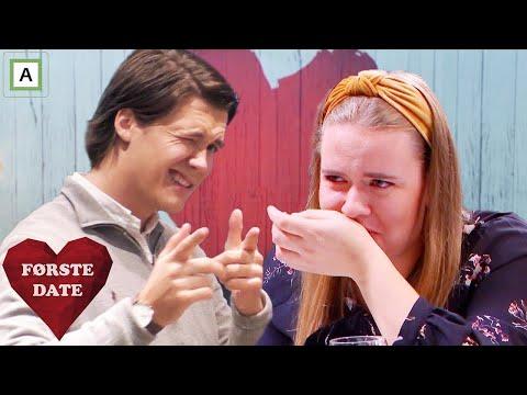 Første Date | Markedsføringsstudent selger seg selv | TVNorge