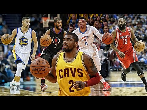 Top 50 Crossovers of NBA 2016-17 Season