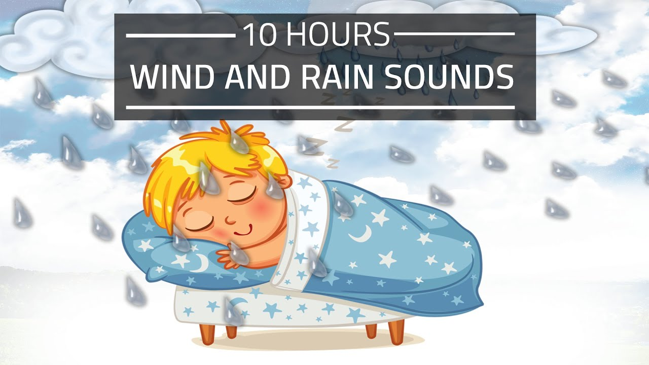 10h Soothe Crying Baby Colicky Infant | White Noise Wind ...