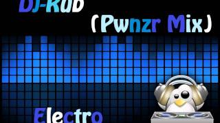 DJ-RUB - Electro (PWNZR MIX) 2011 [HD]