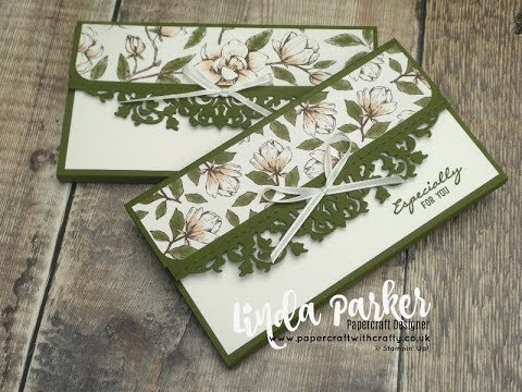 Pretty Money Wallets - Papercrafting Tutorial