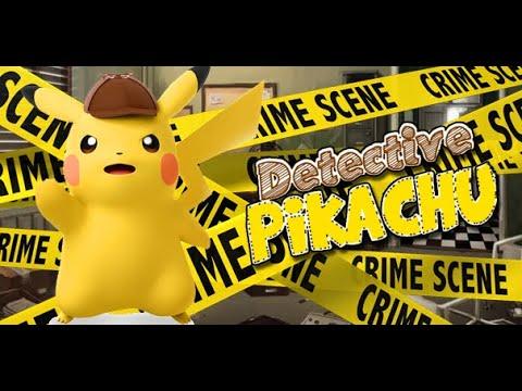 Download Youtube: Detective Pikachu, Tráiler Oficial
