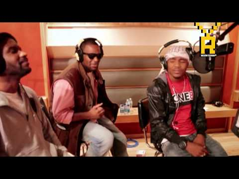 THE ROCKSTAR DIARY OF ALIKIBA: Recording with R Kelly in Chicago thumbnail