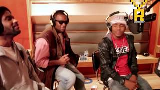 THE ROCKSTAR DIARY OF ALIKIBA: Recording with R Kelly in Chicago