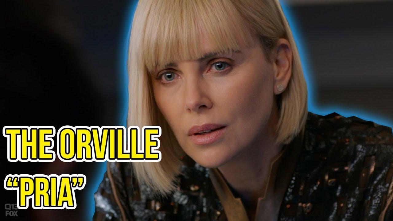The Orville Pria