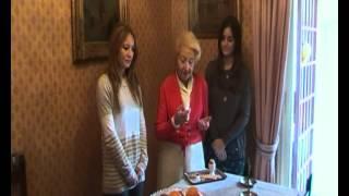 Lezione particolare di cucina n.8 Marinella Penta de Peppo