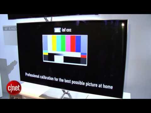 Panasonic's flagship ZT60 is an impressive flat-panel TV