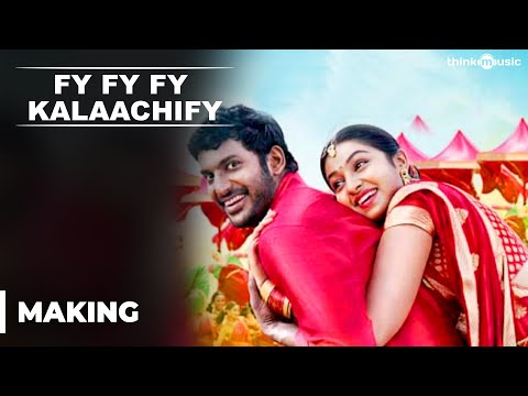 Fy Fy Fy Kalaachify Song Lyrics From Pandiyanaadu