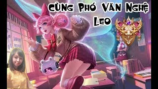 Cùng Krixi Phó Văn Nghệ Leo Thách Đấu ^^