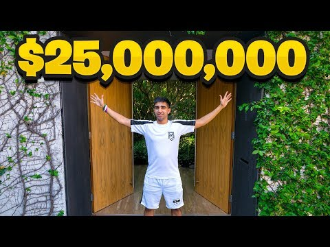 Moving into $25,000,000 CLICK HOUSE in Australia