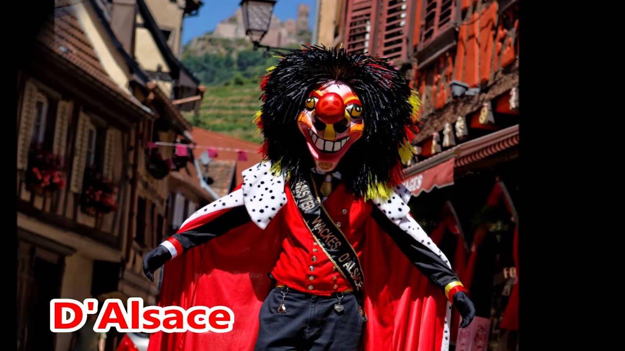 Mister Wackes D Alsace Te Souhait Un Quoi 1 2 3 Joyeux