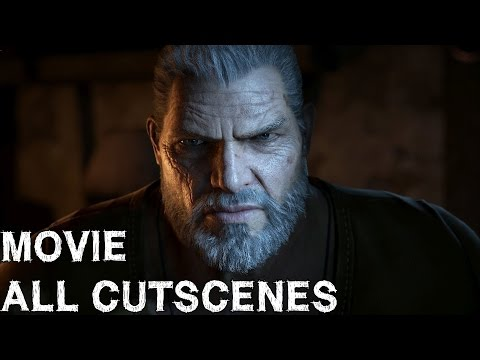Gears of War 4 Movie All Cutscenes Cinematic Game Movie Full Campaign Story Cinematic