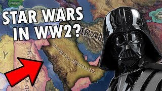 So They Added Star Wars To WW2 in HOI4