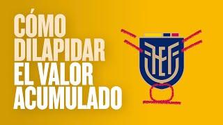 Análisis del nuevo escudo del seleccionado ecuatoriano de fútbol