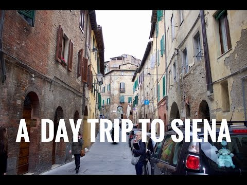 Day Trip to Siena, Italy | Vlog 5