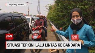 Rizieq Shihab Tiba di Jakarta dan Kondisi Terkini Lalin ke Bandara