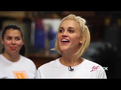 KMI on NBC (First Look with Ashley Roberts)