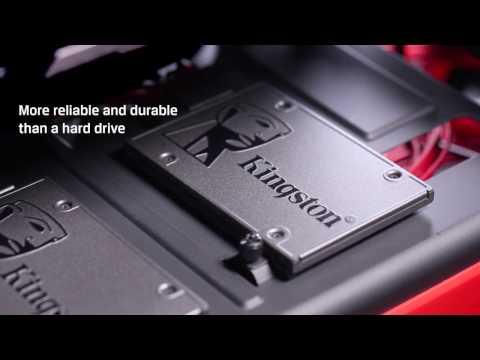 Kingston 480GB A400 SATA 3 Solid State Drive/SSD