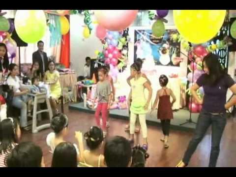 Kids Party - Shahein Abraham