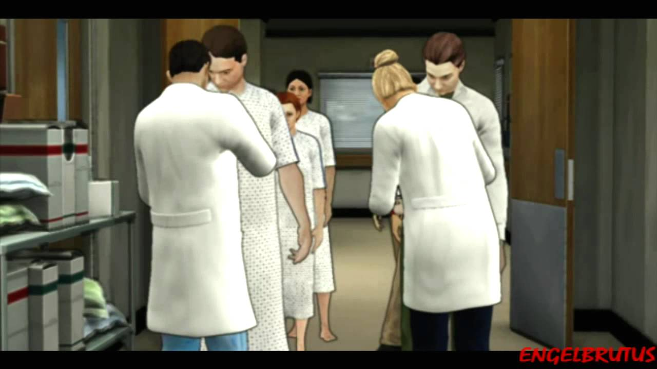 Grey's Anatomy PC Gameplay Episode 2 Act 1 Scene 1 and 2 ...