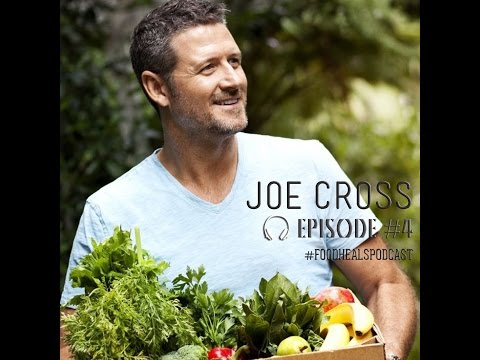 Food Heals Podcast #4: Joe Cross on juicing, healing and weight-loss