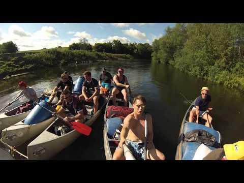 GoPro Wye Canoeing 2014