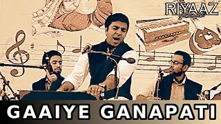 Gaaiye Ganpati Jagjit Singh   Ganesh Festival Bhajan Shiv Mantra Meditation   Riyaaz Qawwali (2019)